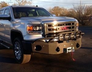 Truck Bumpers - Hammerhead - GMC Sierra 1500 2014-2015