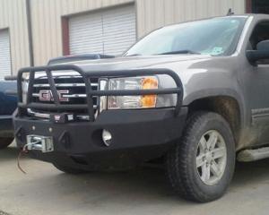 Truck Bumpers - Hammerhead - GMC Sierra 1500 2007-2013