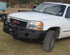 Truck Bumpers - Hammerhead - GMC Sierra 1500 2003-2006