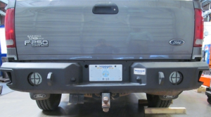 Rear Bumpers - Hammerhead - Ford F250/F350