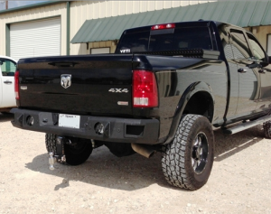Rear Bumpers - Hammerhead - Dodge RAM