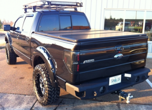 Rear Bumpers - Hammerhead - Ford F150