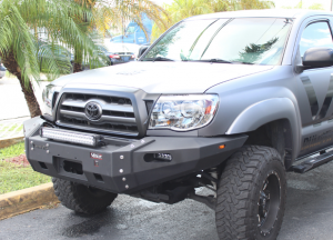 Truck Bumpers - VPR 4x4 - VPR VPR-131-SP6 Front Bumper Ultima Toyota Tacoma 2012-2015