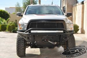 Dodge Ram 2500/3500 - Dodge RAM 2500/3500 2010-2015 - Addictive Desert Designs - ADD F513352480103 Stealth Front Bumper Dodge Ram 2500/3500 2010-2015
