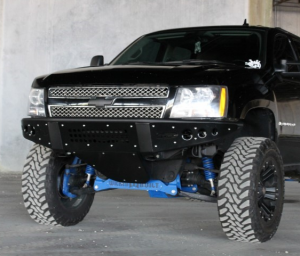 Truck Bumpers - Addictive Desert Designs - Chevy Tahoe/Surburban/Avalanche 2007-2013