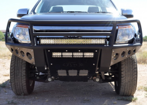 Truck Bumpers - Addictive Desert Designs - Ford Ranger T6 2011-2013