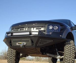 Truck Bumpers - Addictive Desert Designs - Ford Raptor 2010-2014