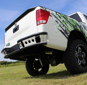 Truck Bumpers - Addictive Desert Designs - Nissan Titan 2004-2015