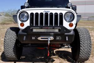 Truck Bumpers - Addictive Desert Designs - Jeep Wrangler JK 2007-2018