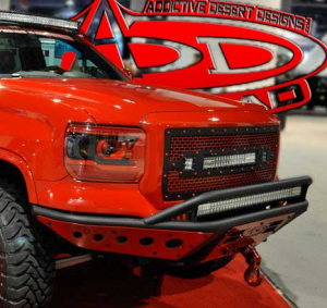 Truck Bumpers - Addictive Desert Designs - GMC Sierra 1500 2014-2015