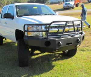 Truck Bumpers - Hammerhead - Chevy Silverado 1500 2007-2013