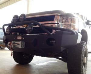 Truck Bumpers - Hammerhead - Chevy Silverado 1500 1999-2002