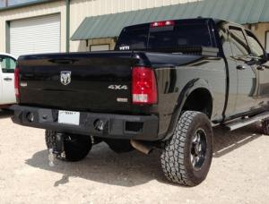 Truck Bumpers - Hammerhead - Dodge RAM 1500 2013-2018