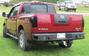 Truck Bumpers - Hammerhead - Nissan Titan 2004-2014