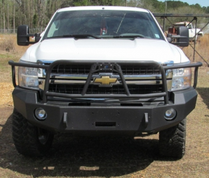 Truck Bumpers - Hammerhead - GMC Sierra 2500HD/3500 2007-2010