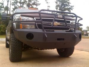 Truck Bumpers - Hammerhead - GMC Sierra 2500HD/3500 2003-2006