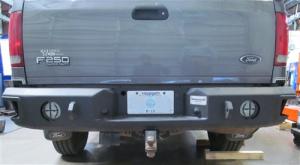 Truck Bumpers - Hammerhead - Ford F250/F350 1999-2004