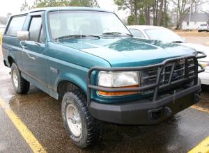 Truck Bumpers - Hammerhead - Ford F250/F350 1988-1996