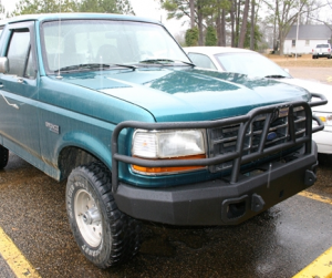 Truck Bumpers - Hammerhead - Ford Bronco 1988-1996