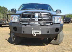 Truck Bumpers - Hammerhead - Dodge RAM 2500/3500 2006-2009