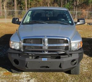 Truck Bumpers - Hammerhead - Dodge RAM 2500/3500 2003-2005