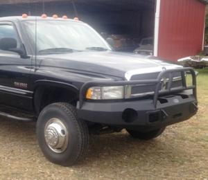Truck Bumpers - Hammerhead - Dodge RAM 2500/3500 1994-2002