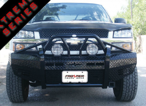 Frontier Gear Xtreme Front Bumper Replacements - Chevy - Frontier Gear - Frontier 600-20-3005 Xtreme Front Bumper Chevy Silverado 2500HD/3500 2003-2006