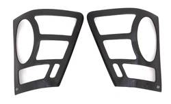 2 Piece Auto Ventshade 35610 Tail Shades II Taillight Cover