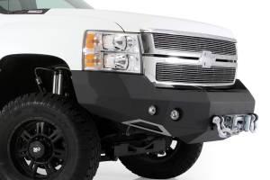 Truck Bumpers - Smittybilt - Smittybilt 612820 M1 Front Bumper Chevy Silverado 2500HD/3500 2007-2010