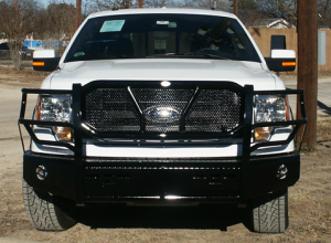 Ford F150 Bumpers - Ford F150 2004-2008 - Frontier Gear - Frontier 300-10-6005 Front Bumper Ford F150 2006-2008