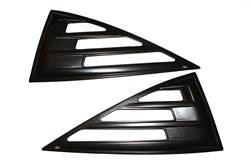 Side Window Cover - Side Window Cover - Auto Ventshade - Auto Ventshade 97457 Aeroshade Rear Side Window Cover