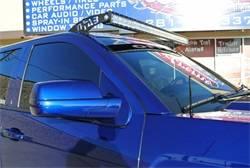 Exterior Lighting - Light Bar Mounting Kit - N-Fab - N-Fab C1450LR-TX Roof Mounted Light Brackets