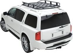 Roof Rack - Roof Rack - Smittybilt - Smittybilt 17185 SRC Roof Basket