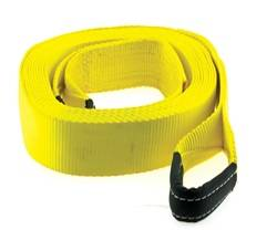 Trailer Hitch Accessories - Tow Strap - Smittybilt - Smittybilt CC330 Recovery Strap