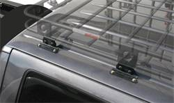 Roof Rack - Roof Rack Mount Kit - Smittybilt - Smittybilt AM-10 Adjust-A-Mount Mounting Brackets