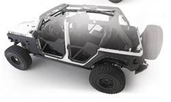 Roll Cage and Accessories - Roll Cage - Smittybilt - Smittybilt 76904 SRC Cage Kit
