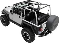 Roll Cage and Accessories - Roll Cage - Smittybilt - Smittybilt 76900 SRC Cage Kit