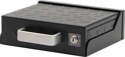 Storage - Interior Storage Box Accessory - Smittybilt - Smittybilt 2746-01 Secure Lock Box Sleeve