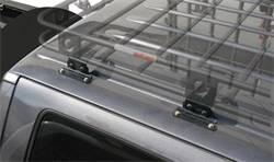 Roof Rack - Roof Rack Mount Kit - Smittybilt - Smittybilt AM-6 Adjust-A-Mount Mounting Brackets