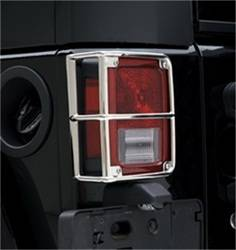 Exterior Lighting - Tail Light Guard - Smittybilt - Smittybilt 8465 Tail Light Guard