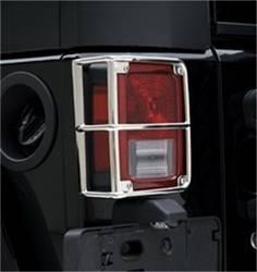 Exterior Lighting - Tail Light Guard - Smittybilt - Smittybilt 8465 Tail Light Guard