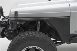 Fenders and Components - Fender - Smittybilt - Smittybilt 76872 XRC Tube Fender