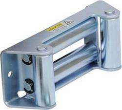 Winch Accessories - Winch Fairlead - Smittybilt - Smittybilt 97281-47 4-Way Roller Fairlead