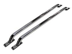 Truck Bed Side Rail - Truck Bed Side Rail - Go Rhino - Go Rhino 8024PS Truck Bed Side Rail