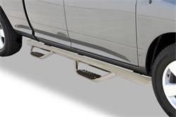 Go Rhino - Go Rhino D24051PS Dominator D2 SideSteps Cab Length Chevrolet Silverado 2500HD/3500HD 2011-2014