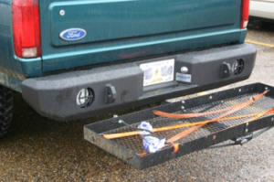 Rear Bumpers - Hammerhead - Ford Bronco