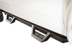 Running Boards and Nerf Bars - ICI RT-Steps - Jeep