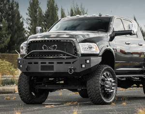 Truck Bumpers - Fusion - Dodge