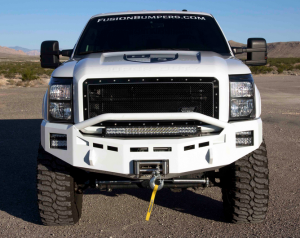 Truck Bumpers - Fusion - Ford