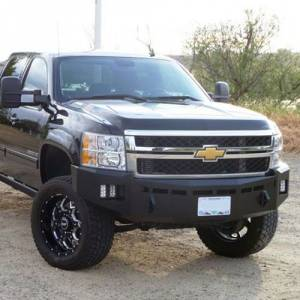 Truck Bumpers - Fusion - Chevy